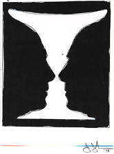 Jasper Johns - Cup 2 Picasso