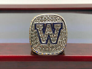 2019 Winnipeg Blue Bombers Grey Cup Championship ring Fan Gift !!