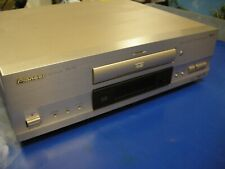 Pioneer DV-717 DVD / CD Player Champagne Gold with remote - for CD transport ?