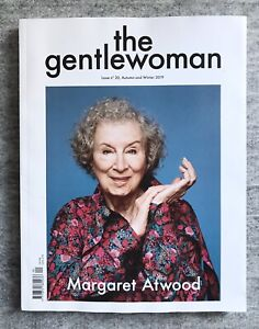 The Gentlewoman : Margaret Atwood Cover, Issue 10, Autumn / Winter 2019, Exc