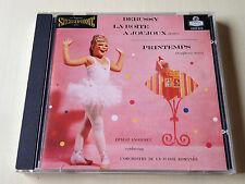 DEBUSSY LA BOITE A JOUJOUX AUDIOPHILE 24K GOLD CD CLASSIC COMPACT CSCD 6079 MFSL