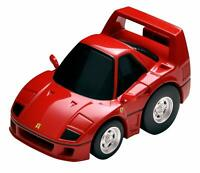 Choro Q zero Z-66a Ferrari F40 red effequaranta Tomytec Pull Back Car toy NEW