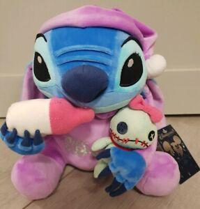 Plush Mega Soft/Soft Stitch Baby Disneyland Paris