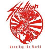 STALLION - MOUNTING THE WORLD (PINK VINYL)   VINYL LP NEU