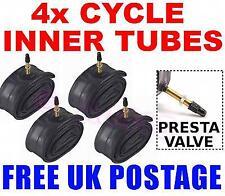 4x PRESTA Inner Tubes 700c 700 28/32c Racing Road Hybrid Bike Buytl Rubber