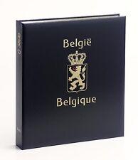 DAVO Luxe Hingless Album Belgium VIII 2011-2015