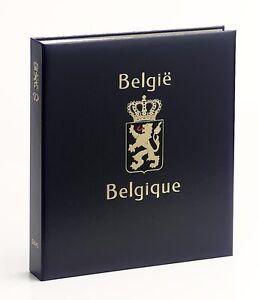 DAVO Luxe Hingless Album Belgium IX 2016-2020