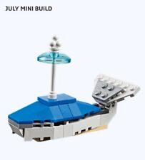 Lego Store Whale July 2015 Monthly Mini Build Exclusive New