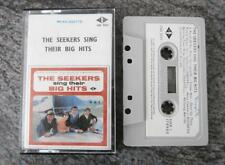 THE SEEKERS - SING THEIR BIG HITS.  *RARE CASSETTE TAPE*