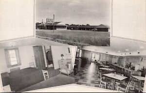 Postcard Philrose Motel and Restaurant in Youngstown, Ohio~139609