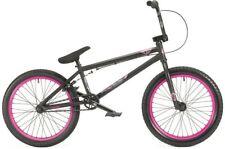 "We The Nero RARA People Justice Bicicletta BMX WETHEPEOPLE 20"" RUOTE CONSEGNA GRATUITA IN UK"
