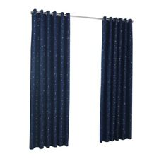 2x Christmas Window Curtains Pinch Pleat Drape for Living Room Bedroom #7