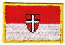 Aufnäher Österreich - Wien Patch Flagge Fahne
