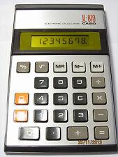 Retro Electronic Casio JL-810 Calculator very rare