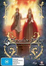 Le Chevalier D'Eon - Bete Noire : Vol 6 (DVD, 2008) New Region 4