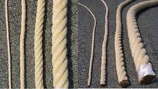 Kunsthanfseil 6mm - 50mm Spintwist Spleitex Handlaufseil Polyhanf Tauwerk