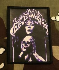 Electric Wizard Printed Patch E013P Sleep 13 Eyehategod