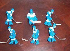 Team USA Stiga Hockey  Players 1990's Blue and White table top hockey