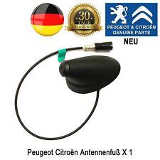 Antennenfuß Antennenfuss Peugeot 308 AM FM 9674768680 Neu Originalteil