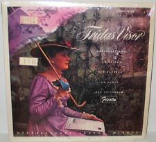 Ingvar Wixell - Fridas Visor LP Vinyl Record Fiesta FLPS 1588
