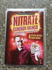 (H)Card Magic Trick Nitrate By Cameron Francis