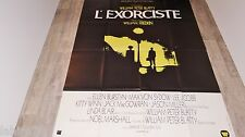 L'EXORCISTE  !  william friedkin linda blair affiche cinema epouvante  1971