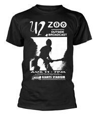 U2 'Outside Broadcast Giants Stadium' (Black) T-Shirt - NEW & OFFICIAL!