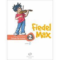 Fiedel Max 2 - Schule für Violine - mit CD