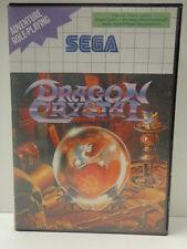 Master System - Dragon Crystal (mit OVP) 10632826