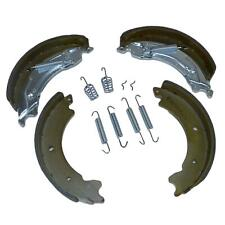 More details for trailer brake shoe replacements & spring kit for knott brake systems