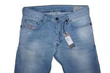 DIESEL Sleenker 0673E Skinny Jeans W30 L34 100% AUTENTICO