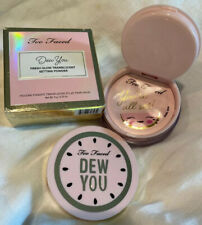Too Faced Dew You Fresh Glow Translucent Setting Powder Radiant Nude Full Size