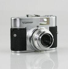 VOIGTLANDER Vito B 35mm Camera + Skopar f3.5/50mm Lens & Case - Excellent (JZ73)