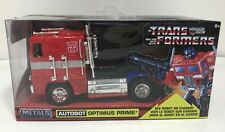 Metals 1 32 Hollywood Rides Optimus Prime Flames T1 Jada Toys
