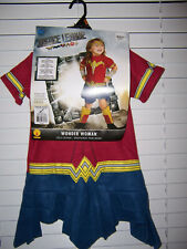 Rubie's DC Justice League WONDER WOMAN Child Size Toddler Costume 510347