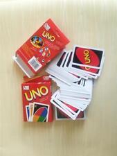 UNO Kartenspiel Familienspiel Freund Reise Spiel 108 Karten für Multiplayer Neu