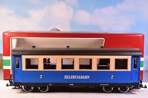 LGB Spur G 4-achs Personenwagen 2.Kl. der Zillertalbahn Nr. 3163