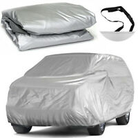 Universal XL Full SUV Car Cover Waterproof Outdoor Rain Snow Resistant Protector