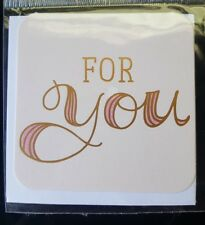 Hallmark: For You :  Gift Tag With Envelope