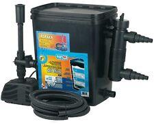 Garden Pond Filter for Ponds up to 5000 Litre M. Pump + 11 Watt Uvc