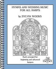 Hymns and Wedding Music for All Harps: Each Arranged for Beginning and Advanced Harpers by Hal Leonard Publishing Corporation (Paperback / softback, 1987)