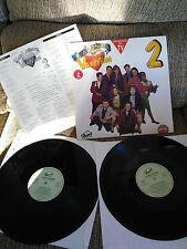 "LA ONDA VASELINA 2 - DOBLE 2 X LP VINILO VINYL 12"" 1992 VG/VG+ SPANISH EDITION"