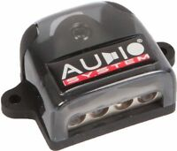 Audio System Z-DB7 HIGH-END 5-fach Verteilerblock