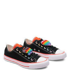 NEW NIB Womens Converse X MILLIE BOBBY BROWN CTAS Spread Love Sneakers FREE SHIP