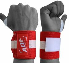 AQF Wrist Wrap Hand Support Brace Support Weight Lifting Gym Strap