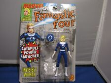 Marvel Super Heroes Fantastic Four Invisible Woman Power Launcher Action Figure