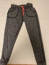 Size 14 Girls Xersion Gray Lightweight  Jogging Pant
