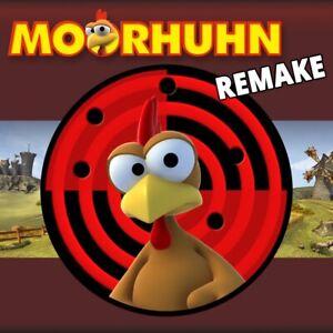 Moorhuhn Remake - Platin Trophy Trophäe [Service] PS5