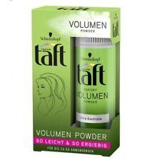 Schwarzkopf Taft Instant Hair Volume Powder Ultra Control 10g