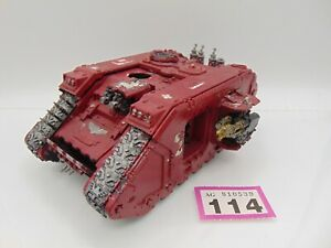 Warhammer 40,000 Chaos Space Marines Land Raider 114-539